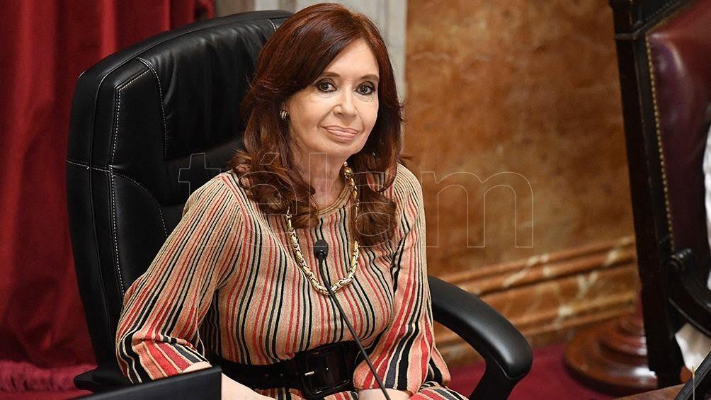 Cristina Kirchner exaltó discurso y anuncios de Biden