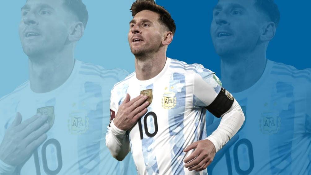 El seleccionado de la Argentina visita a Paraguay.